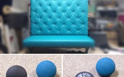 Gombíkovačka – výroba gombíkov